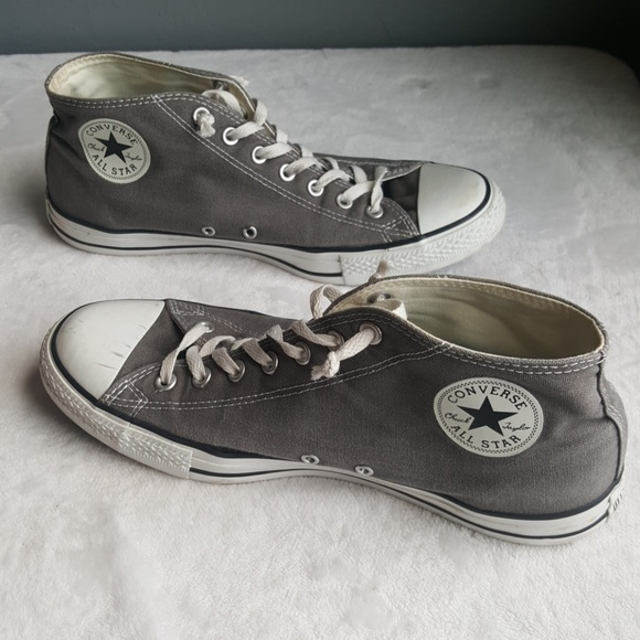 Converse Other - Converse All Star Gray Chucks Converse Sneakers